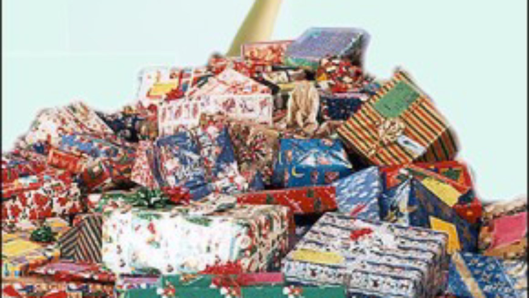 Too Many Presents for Children Could Lead to Materialistic Attitudes in Adulthood