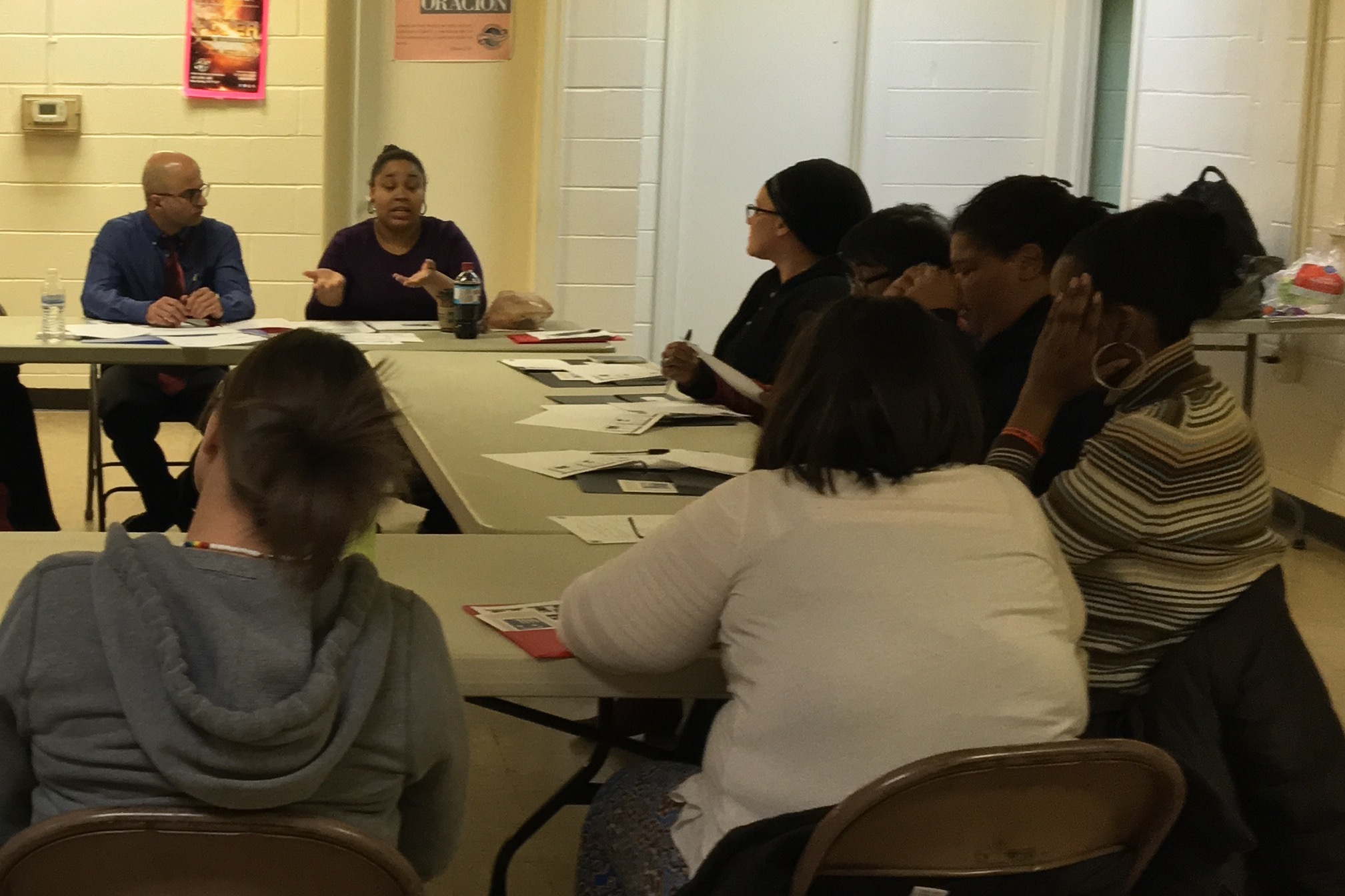 Workshop Summary Report: Through the Eyes of Children of Incarceration